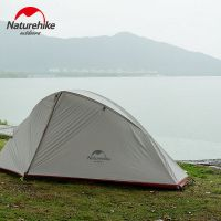 1-2 Person Festival Camping Hiking Outdoor Tent Waterproof 3-Season Double Layer