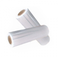 23mic Transparent Plastic Wrap Film