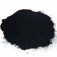 Tyre pyrolysis carbon black