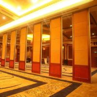 Removable commercial furniture soundproof partition wall for hotel