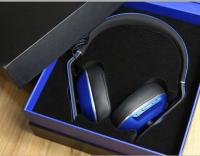 Cardboard  paper box for earphone packaging