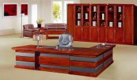 Executive table Conference table in wood veneer paper veneer melamine table