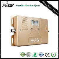 Dual band repeater 2G+4G High gain with LCD intelligent display