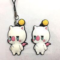 Custom pvc 3d cute cartoon figure animal phone bag pendants for promotional gifts