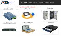 Siewindos Cloud Fiber Optical Cables SC Patch Cord SC/UPC 50m