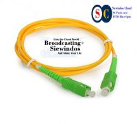 Siewindos Speed ADSS Cable Fibres Optical with Telecoms Assemblies Distribution