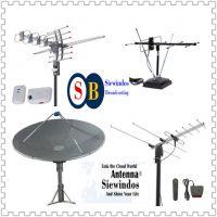 4 Port GPS Statellite Broadcasting Station Antenna Siewindos Comm
