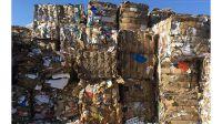 OCC Waste Paper - Paper Scraps