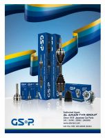 GSP -  C.V JOINTS & HUB BEARINGS