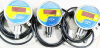 LD197 Economic ABS Plastic Digital Display Pressure Gauge Made in China