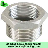 stainless steel male to female pipe reducer china supplier