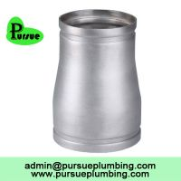 stainless steel 304 316 Grooved reducer suppliers