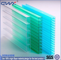 safety polycarbonate roofing sheet for airport  and plates