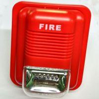 2-wire Conventional Sound Strobe Fire alarm Sound Siren horn strobe