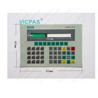for Siemens Operator Panel OP7 OP15 OP17 OP25 OP27 Membrane Keypad Switch