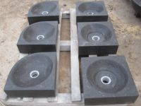 Bluestone bathroom sink limestone basins