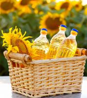 Refined Sunflower Vegetable Cooking Oil