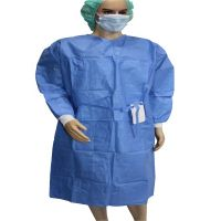 surgical gown,reinforced disposable surgical gown