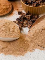 Health Organic 100% Natural Ceratonia Siliqua Carob Extract Powder