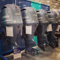 new arrival 2 stroke / 4 stroke outboard motor boat engine