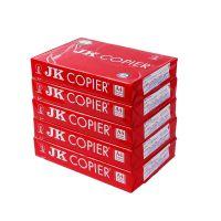 100% JK A4 Paper Price A4 size copy copier paper 80 gsm