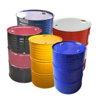 Cheap price  Steel Barrel drums in 200L-210L