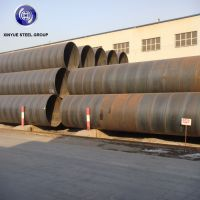 800mm 1200mm large diameter SSAW steel pipe