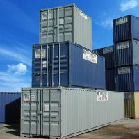Used and New Shipping containers 40 feet