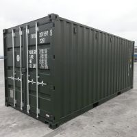Premium Quality 20ft 40ft 40hc Cargo used shipping container
