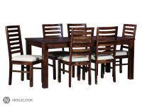 Buy Adwin 6 Seater Dining Set online with exciting offer at Houzlook
