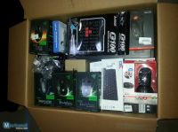 Keyboard, mouses and accessories for gamers Razer, Asus et.