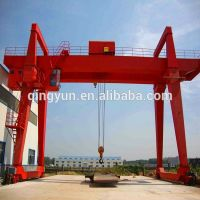 Double Girder Gantry Crane Best Quality Cheap Price
