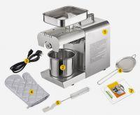 Small home use Screw Oil Press/Cold Pressed Sesame Oil Press