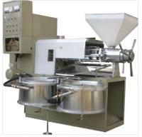 Automatic electric coconut oil press machine