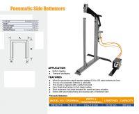 PB743718 Crown 34.5 mm Width Thickness 0.9x1.9 mm Pneumatic Bottomer