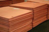 100% Pure Copper Cathode for sale