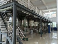 Animal fat, Plant Oil, meat and bone meal, and Biodiesel Production Line.