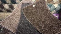 Tufting carpets