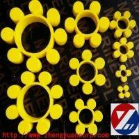 polyurethane jaw coupling insert/spider/damper