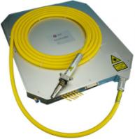Laser power combining module