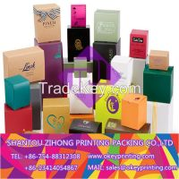 printing color paper box