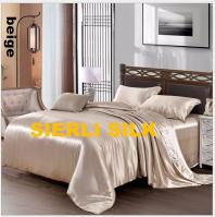 Best quality mulberry silk  Silk Sheet Set, Silk Pillow Case, Silk Flat Sheet, Silk Fitted Sheet, Silk Duvet Cover