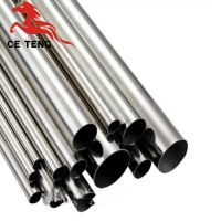 SUMWIN 304/304L/316/316L Industrial Welded Stainless Steel Pipe inox