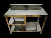 MT1 Table Stainless kitchen sink / for tv / cooking best quality trevizo