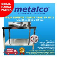 MT2 Table Stainless kitchen sink / for tv / cooking best quality trevizo