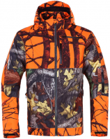 Wholesale outdoor winter polyester waterproof hunting suit