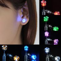 2017 Light up Ear Studs