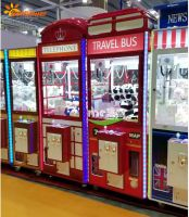 New Arrival Gift Vending Machine Toy Crane Claw Machine Hot Sell Arcade Game Machine for Shopping Mall