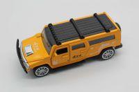 1:32 alloy Hummer with light music double open door
