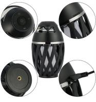 New Arrival Wireless LED Flame Atmosphere Speaker IP65 Waterproof 2000mAh Battery